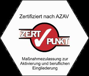 AZAV Maßnahmenzulassung